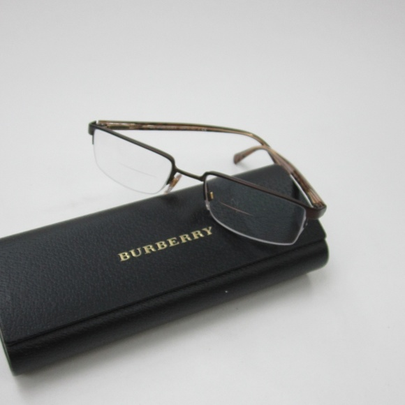 13e52cc7a0fc Burberry Other - Burberry B1006 1012 Eyeglasses w Case Italy OLE317
